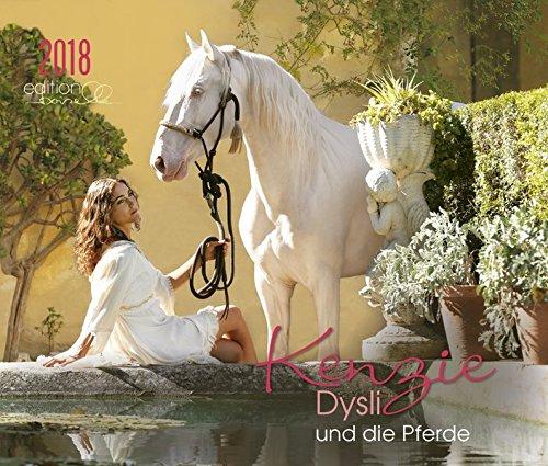 Kenzie Dysli 2018: Kenzie und die Pferde
