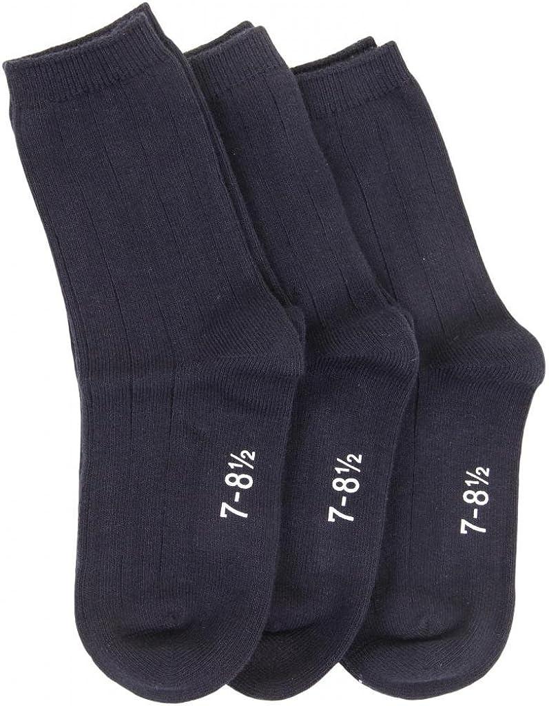 trimfit Boys  Dress Rib Comfortoe 3-Pack