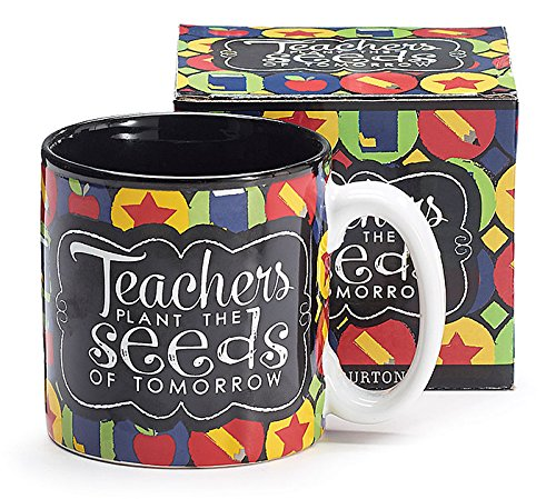 Burton & Burton Teachers Plant The Seeds of Tomorrow (Teachers Plant Seeds)