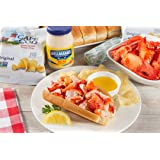 Maine Lobster Now: Maine Lobster Roll Kit for 6