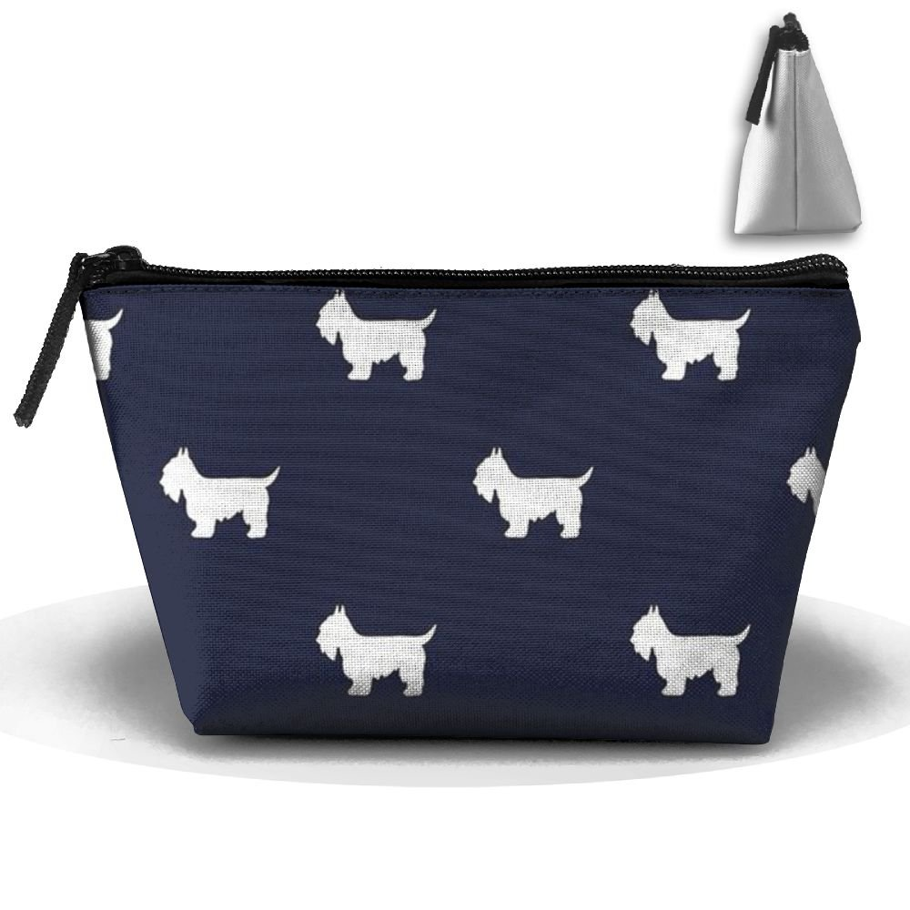 The Dogs Mark High-capacity Storage Bag Multi-purpose Storage Bag Portable Bag Trapezoidal Storage Bag