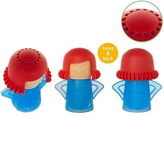 zqmd Angry Mama Microondas de limpieza Service, microondas ...