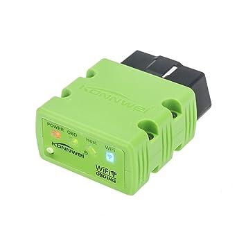 SaiDeng KW902 OBDII OBD2 WiFi Mini Wireless Car Code Reader