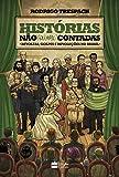 capa de Histórias não (ou Mal) Contadas. Revoltas, Golpes e Revoluções no Brasil
