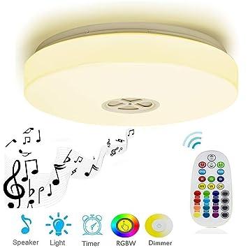 WRMING LED Lámpara de Techo Luz de Techo Inteligente con ...