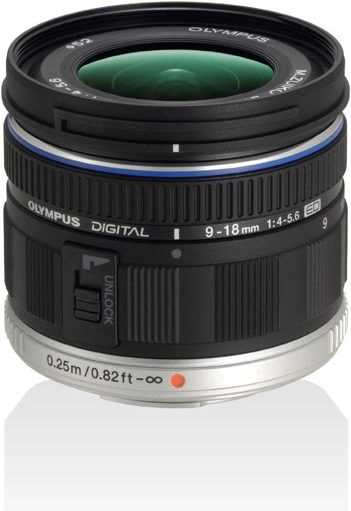 Olympus M Zuiko Digital Ed 9 18mm F4 0 5 6 Objektiv Kamera