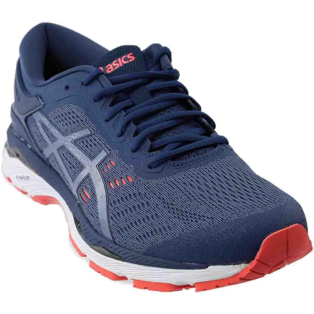 Smoke bleu Smoke bleu Dark bleu ASICS Gel-Kayano 24, Chaussures de Running Homme 44.5 EU