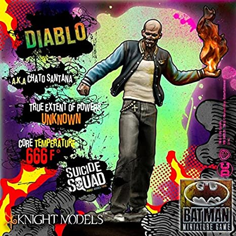 Knight Models Suicide Squad Caja de Juego: Amazon.es: Juguetes y juegos