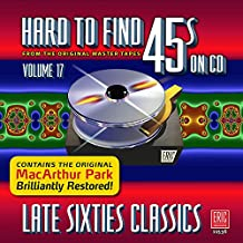 Hard to Find 45s on CD V17: Late Sixties