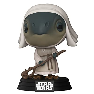 Funko POP! Star Wars: The Last Jedi - Caretaker: Toys & Games