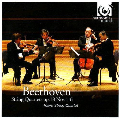 Beethoven: String Quartet in C...