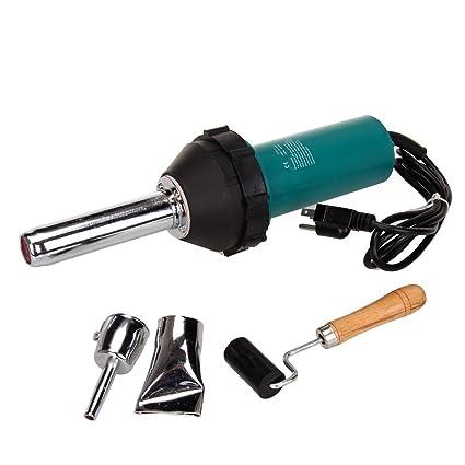 Ridgeyard 1080W soldadura plástico soldador pistola / plástico / Pistola de aire caliente plastic welder gun