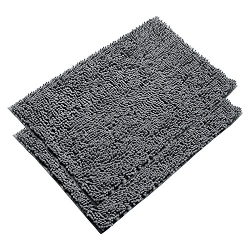Can Bathroom Rugs Go In The Dryer: Vdomus Absorbent Microfiber Bath Mat Soft Shaggy Bathroom
