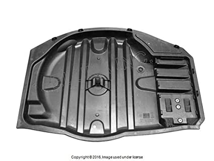 Amazon com: Mercedes-Benz Genuine Spare Wheel Well CLS500