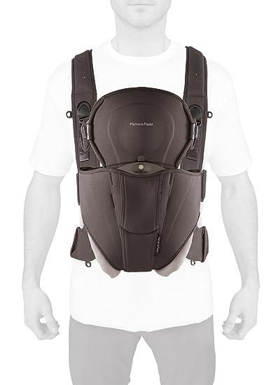 9a4c1c107f4 Amazon.com   Mamas   Papas Morph Pod Carrier   Harness - Grey ...