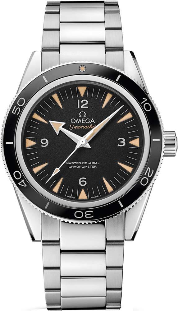 Omega Seamaster Black Dial 41mm Men's Watch 233.30.41.21.01.001