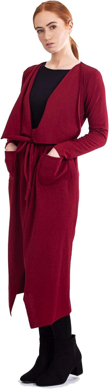 Verso Fashion -  Giacca - Impermeabile - Donna Wine