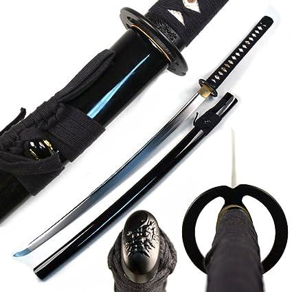 amazon com musashi 1060 carbon steel best miyamoto sword