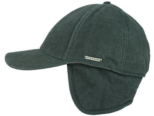 Stetson - Gorra de béisbol - para Hombre Negro S