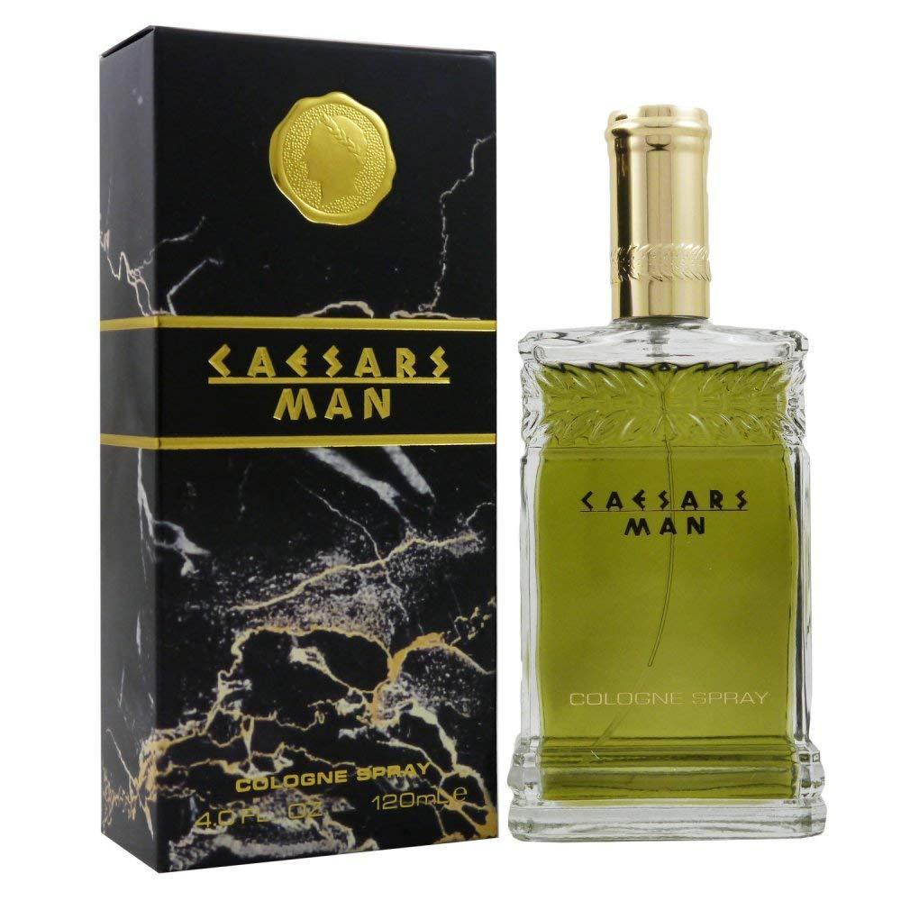 Caesars Cologne Spray For Men, 4 Fluid Ounce