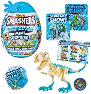 Smashers Dino Ice Age Mini Surprise Egg - T Rex Skeleton