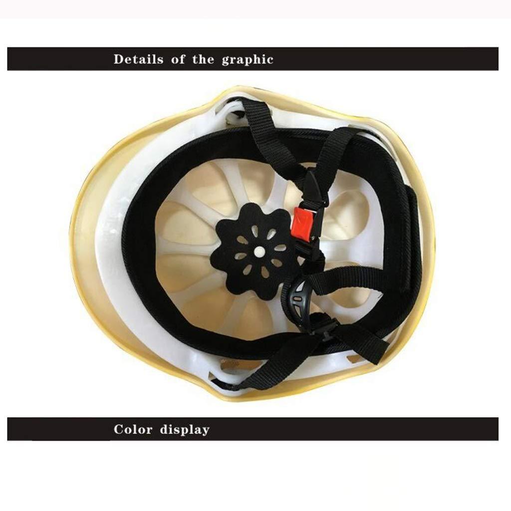 Farbe : A Motorradhelm Sommer Unisex Elektro-Auto-Helm-halb bedeckte Batterie Auto Helm Motorrad-Helm 2 Farbe