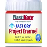 Plastikote B13W 59 ml Enamel Paint Bottle - Insignia Red