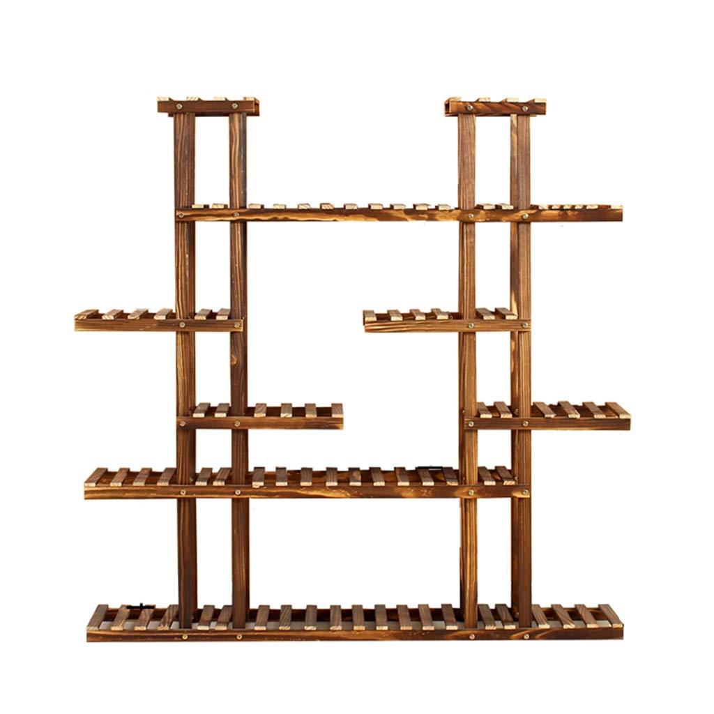 Home-FLW Supporto per Piante da Giardino in Legno Multi-Strato per Piante da Giardino (Dimensioni   120X120X25CM)