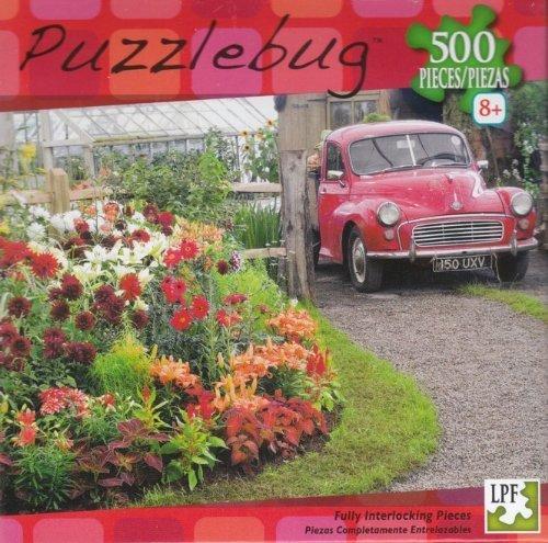 - Puzzlebug 500 - Hampton Court Palace Flower Show by LPF