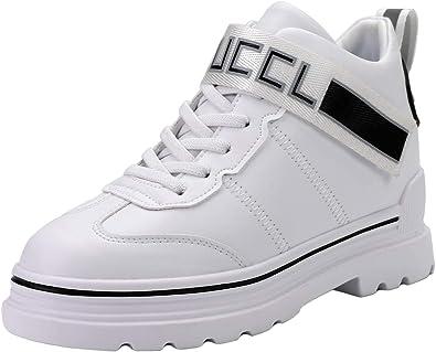 TQGOLD Women's Platform Sneakers Wedges