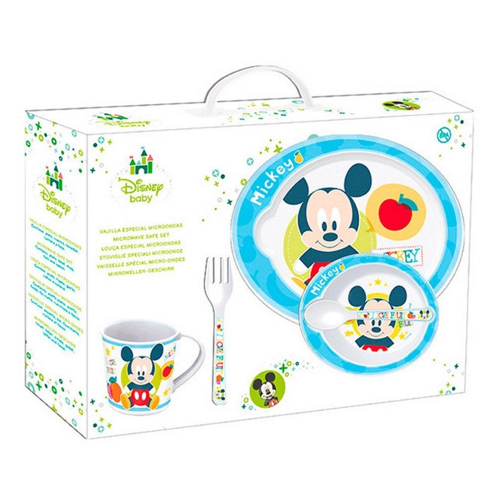 Winnie The Pooh - Set Microondas 5 Piezas Disney Baby Mickey Baby ...