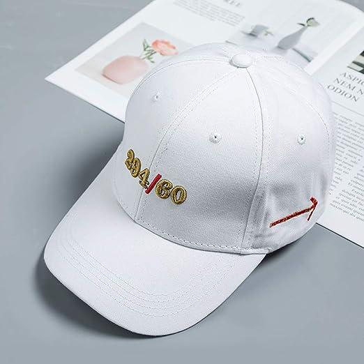 zlhcich Sombrero Carta Creativa Personalidad Gorra de béisbol ...