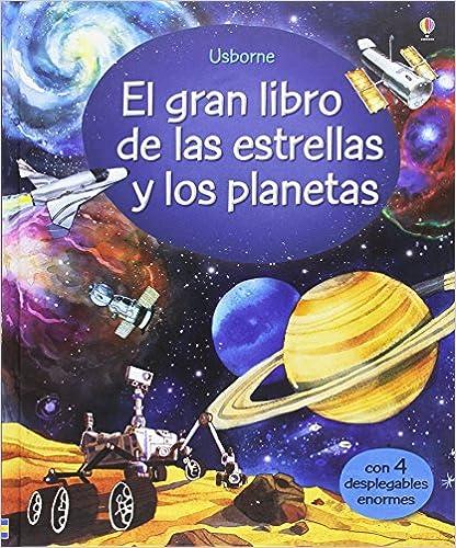 libros sobre estrellas y planetas