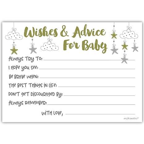 Amazon.com: 50 Little Star deseos y consejos para tarjetas ...
