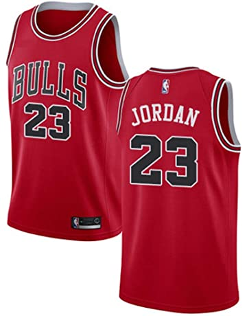 15e8459d48 Men s Chicago Bulls  23 Michael Jordan Swingman Jersey