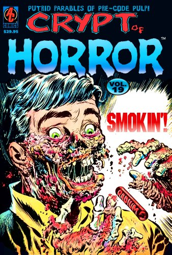 CRYPT OF HORROR VOL. 18 (Crypt Of Horror)