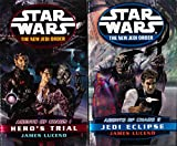 Download Agents of Chaos Set, I - II (Jedi Eclipse, Hero's Trial) in PDF ePUB Free Online