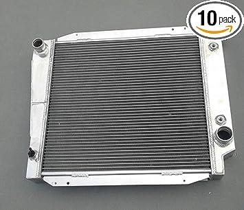 3 ROW ALUMINUM RADIATOR 66-77 FORD BRONCO WAGON//ROADSTER 5.0L 302 V8