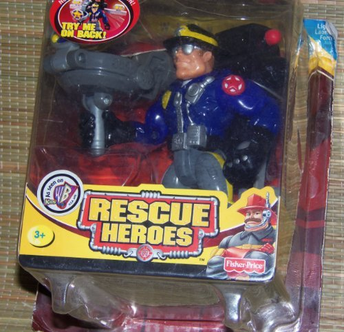Rescue Heroes Night Patrol Willy Stop