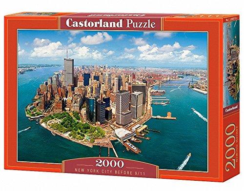 (Castorland New York City Before 09/11