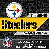 Turner Licensing Pittsburgh Steelers 2019 Box Calendar (19998051451)