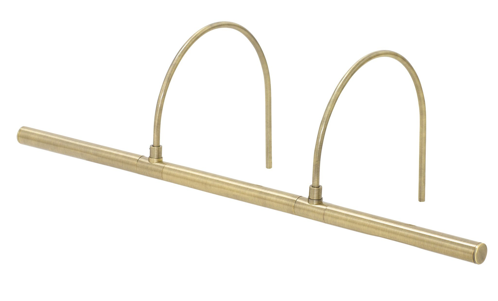 Advent Profile 25'' Wide Antique Brass LED Picture Light