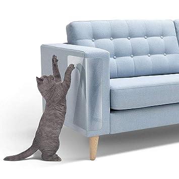 FOONEE 2 Unidades de Protectores de Muebles para Gatos, para Evitar arañazos de Gatos,