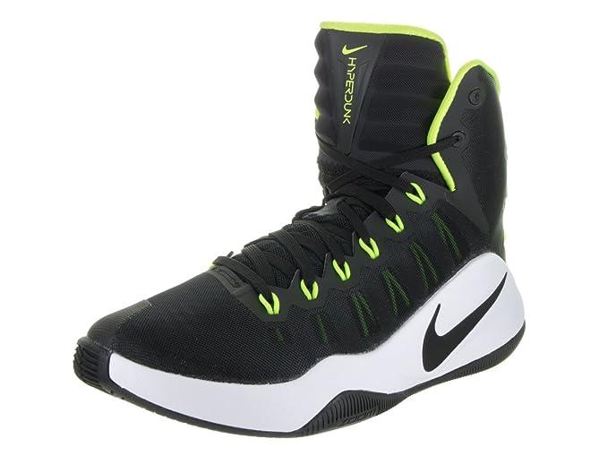 Nike Hyperdunk - Hombres De 2016 Zapatillas de Baloncesto, Negro (Negro), 11.5 D(M) US: Amazon.es: Ropa y accesorios