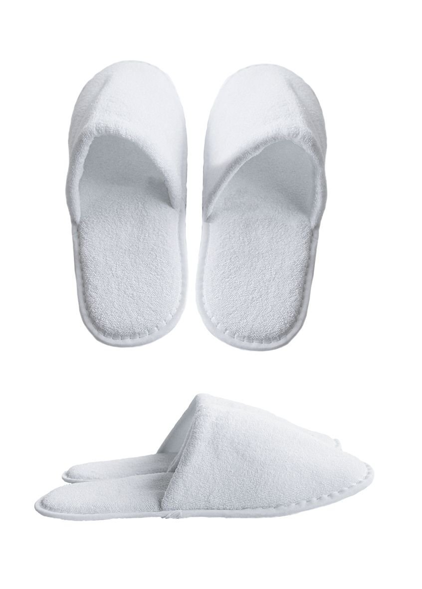 100 - ONE SIZE Terry SPA Slippers by Sixth Sense (Image #1)