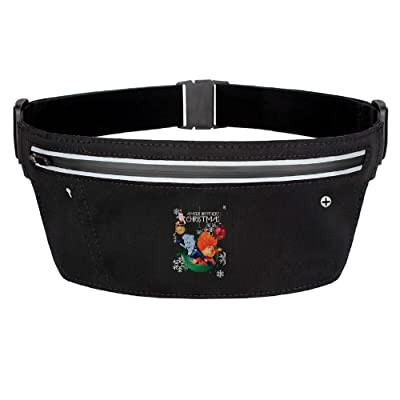 AD BAG MiserBrothers Christmas Waist Pack