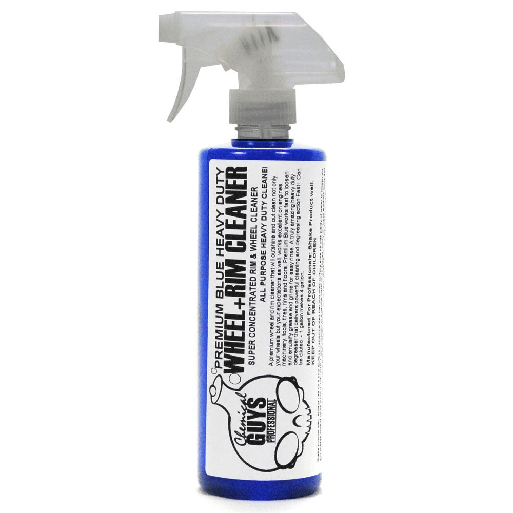 Chemical Guys CLD_107_16 Premium Blue Wheel and Rim Cleaner (16 oz)