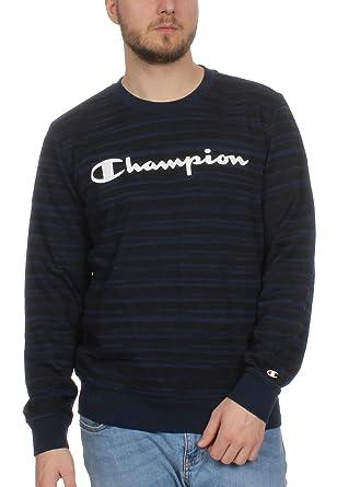 Champion Sweatshirt Herren 212682 S19 BL506 BLIAllover