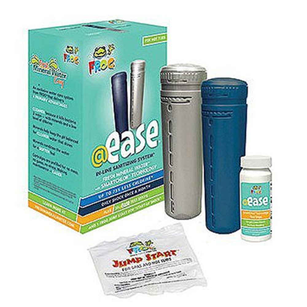 Frog @Ease Inline Spa Sanitizing System by King Technology