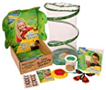 Butterfly Garden Gift Set with Live C...